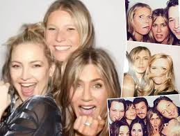 kate hudson gwyneth paltrow share amazing photo booth pictures from inside jennifer aniston s 50th birthday view photos insram