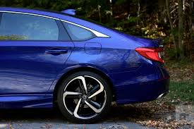 Maybe you would like to learn more about one of these? 2018 Honda Accord Sport Review Style Performance And Tech Digital Trends