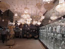asfour crystal showroom crystal lights