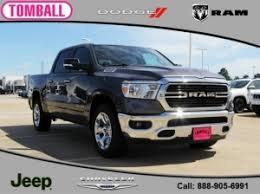 2019 Ram for Sale in Tomball, TX - Tomball CDJR