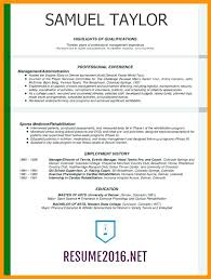 Combination Resume Template Free Mesmerizing Free Combination Resume Template Hybrid Format Download Event
