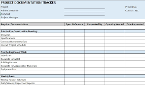 Contract Management Excel Template Document Tracker Excel Template Rome Fontanacountryinn Com