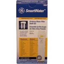 Smart Water Filters Fqslf Ge Smartwater Undersink Water Filter Discountfilterstorecom