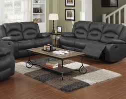 double leather recliner chairs elegant nova 3 2 seater double recliner sofa package bellisimo grey 3