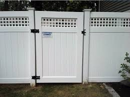 Vinyl fence designs Privacy If You Are Interested In Our Vinyl Fence Designs In Nj And Would Like Free Estimate Call Challenger Fence Inc Today At 973 7722593 Dakshco Vinyl Fence Designs Nj