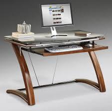 interior rectangle brown wooden desk buy office computer desk furniture
