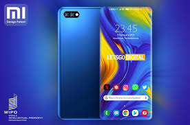 Later Galaxy S10 Patent Shows Xiaomi Phone Screen With Four Curved