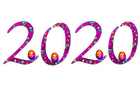 2020 Number Png Transparent Background Png Real