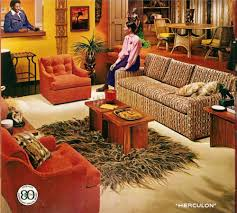 Interior Home Decor Of The 1960s Ultra Swank 60s Fascinating