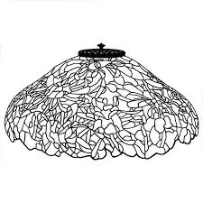 Stained Glass Lamp Patterns