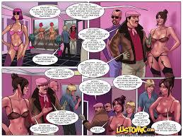 Lustomic RomComics Most Popular XXX Comics Cartoon Porn.