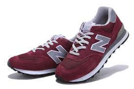 new balance shoes red. new balance nb ml574bgd wine red grey white for men shoes e