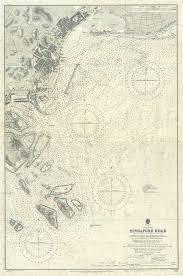 China Sea Singapore Road Geographicus Rare Antique Maps