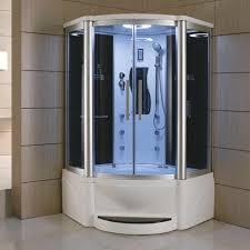 ideas corner bathtub with shower combo marvelous small