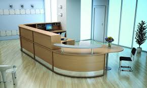 office reception counters. Top 76 Perfect Circular Reception Desk L Shaped Office Chairs Standing Computer Ingenuity Counters