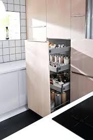 Meuble Coulissant Cuisine Ikea Pour Cuisine A Rideau Coulissant Pour