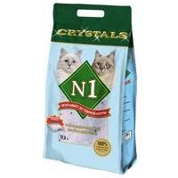 <b>Впитывающий наполнитель N1 Crystals</b> 12.5 л — стоит ли ...