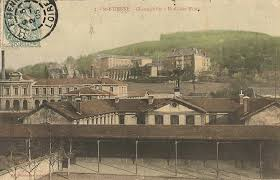 historique École des mines de saint