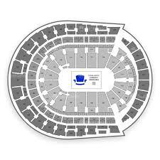 Bridgestone Seating Chart Bridgestone Arena Interactive Seating Chart For Concerts