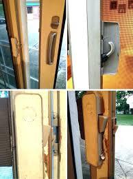 pella sliding screen door replacement sliding door lock garage doors charming sliding door repair in stunning