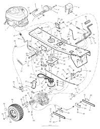 Murray 7800530 309029x11h m1030h heritage tractor 2009 10 diagram motion drive