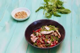 Mediterranean Squid Salad Recipe