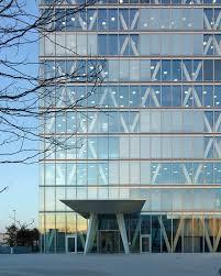 office facade. new office building abr 5 roche competition prize burckhardtpartner ag 2008 rotkreuz switzerland facade