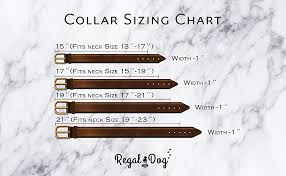 Collar Size Chart Camo Waterproof Hunting Dog Collar With Heavy Duty Center Ring For Small Medium Large Or Xl Dogs