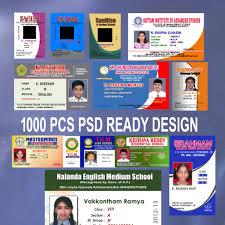 Creation Falguni Card School For Id Design Psd