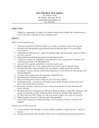 Veterinary Technician Resume Cover Letter Best of Vet Assistant Cover Letter Veterinary Assistant Resume Samples