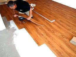 replacing vinyl flooring with hardwood installing vinyl plank flooring install