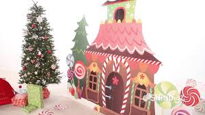 Ideas using gingerbread christmas home decorations Christmas Tree Gingerbread House Standee Party Supplies Shindigz Christmas Decorations Youtube Youtube Gingerbread House Standee Party Supplies Shindigz Christmas