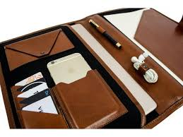 brown full grain leather organizer the call of the wild9
