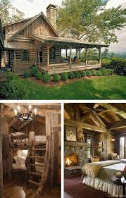 93 Rustic Log Cabin Homes Design