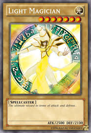 Light Magician Yugioh Light Magician By Charogaming99 The Magicians Darkest