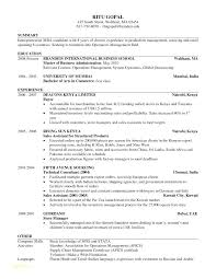 Sample Simple Resume Format Or Resume Concept Ideas Sample Simple ...