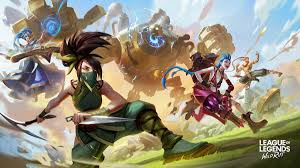 League of Legends: Wild Rift open beta 1.0 update APK + OBB download link  for Android