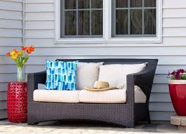 image of how to clean outdoor cushions and pillows