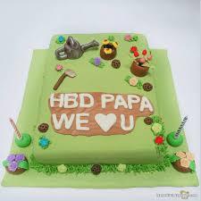 Birthday Cake Daddy Happy Amazingbirthdaycakescf