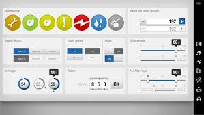 Hmi User Interface Design Hmi Project Weber 9