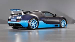 The following is required to complete the event: Bugatti Veyron 16 4 Grand Sport Vitesse