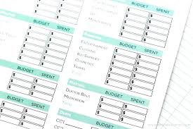Free Printable Budget Worksheet Download Easy Forms – Jumpcom.co ...