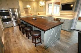 image of butcher block island design ikea table top kitchen cabinets ideas for choose