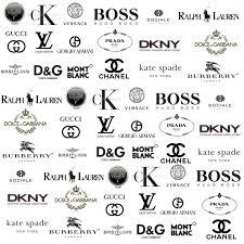 Design Clothing Brand Logo Fashion Logos