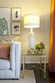 view in gallery base of the table lamp must be on par with your eye level when you sit