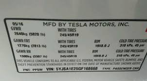 2018 tesla vin. exellent vin the vin ends in 168668 that number is about 12000 higher than the highest  reported by anyone owning or awaiting a tesla model s to 2018 tesla vin
