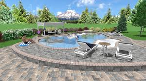 3d swimming pool design software. Full Size Of Landscape Design Software Gallery Remarkable Pool Photo Ideas Front 38 3d Swimming T