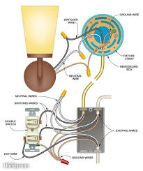 how to add a light electrical repair and wiring home lighting how to add a light electrical repair and wiring home lighting lighting diy