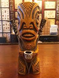 Tahiti Felix 70th Anniversary Mug - Tiki Mug | mytiki.life