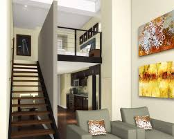 Small Loft House Design Mesmerizing Loft House Designs Decorating Inspiration Small